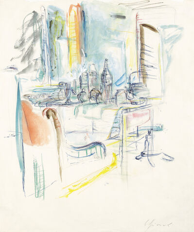 Bruno Gironcoli, 'Still Life', ca. 1962