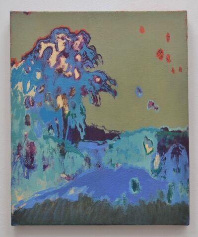 Sebastián Fierro, 'Fragmento de Constable No. 4', 2013