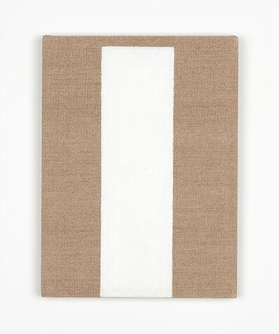 JCJ VANDERHEYDEN, 'Untitled (standing white)'