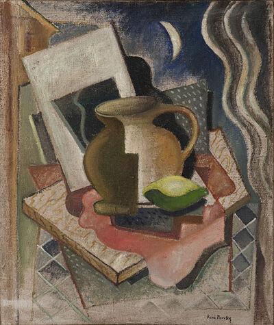 Renato Paresce, 'La nuit', 1928