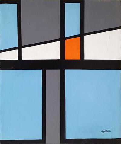 Jose Mijares, 'Formas Concretas', 1965