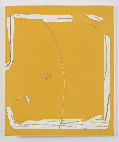 Rodrigo Cass, 'Amarelo Liberto / Yellow Liberated', 2018