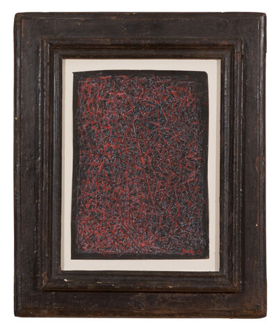 Mark Tobey, 'Spilled Red', 1965