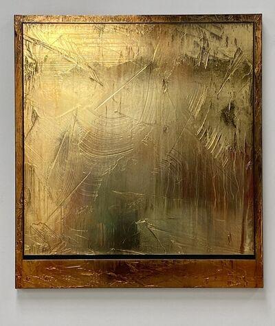 Jimi Gleason, 'Gold Square', 2021