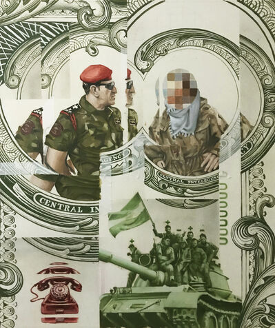 RU8ICON1, 'Peshmerga', 2020