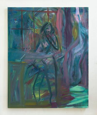 Jessica Williams, 'Fire at the Orsini 3', 2016