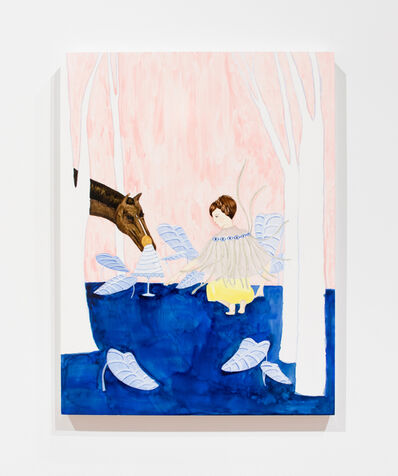 Dana Sherwood, 'Horses for the Trees', 2018-19