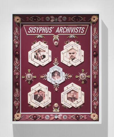 Dario Robleto, 'Sisyphus' Archivists', 2018