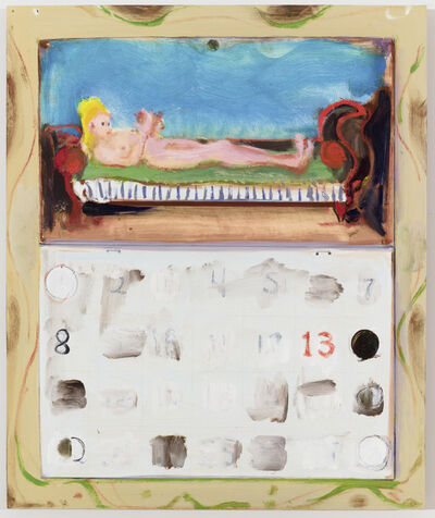 Verne Dawson, 'Calendar', 2015