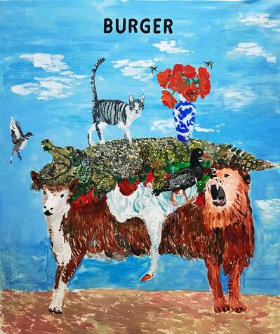 Cesc Abad, 'Burger', 2020