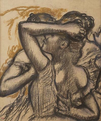 Edgar Degas, 'Trois danseuses en buste', Unknown