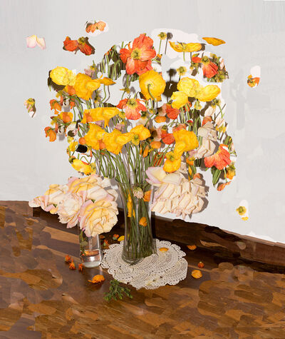 Nico Krijno, 'Flowers for My Brother', 2016