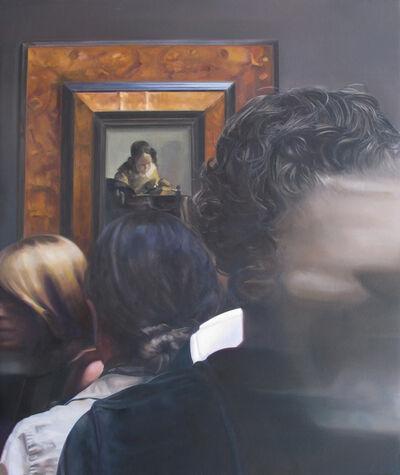 Annie Cabigting, 'An Audience with Vermeer', 2015