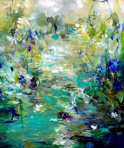 Jennifer JL Jones, 'Waltz of the Flowers', 2021