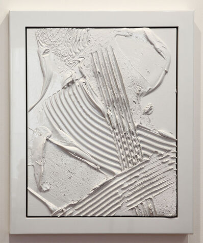 Anselm Reyle, 'White Earth', 2010