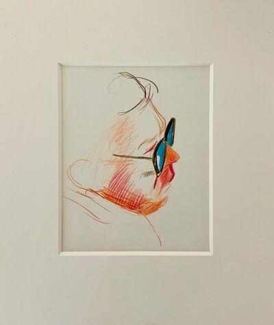 David Hockney, 'Henry Geldzahler', 1980