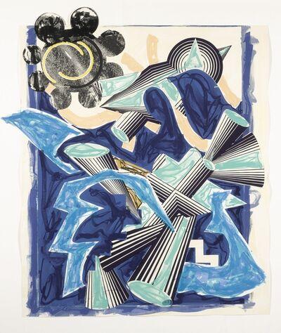 Frank Stella, 'Had Gadya: Back Cover', 1982-84