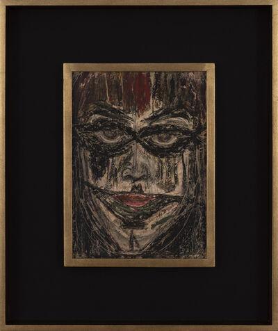 Semíha Berksoy, 'Semiha Berksoy Self- Portrait', 1959