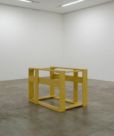 Valdirlei Dias Nunes, 'Sem Título (Estrutura de Madeira) [Untitled (Wooden Structure)]', 2008