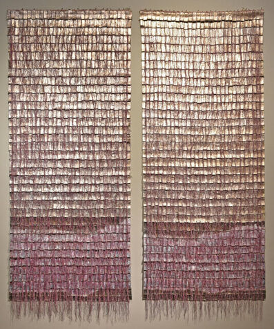 Olga de Amaral, 'Alquimia tetra (III & IV) ', 2006