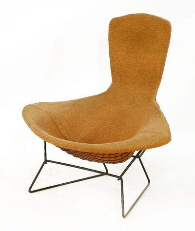 Harry Bertoia, 'A high back 'Bird' chair'