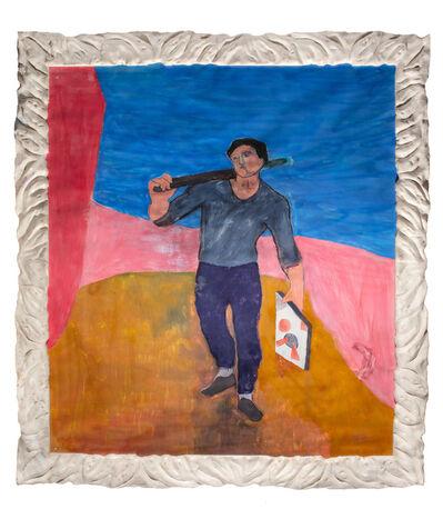 Sandro Chia, 'Ercole pittore', 2007