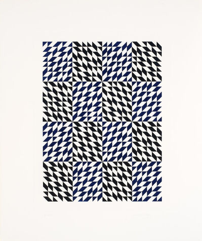 Anni Albers, 'Second Movement III', 1978