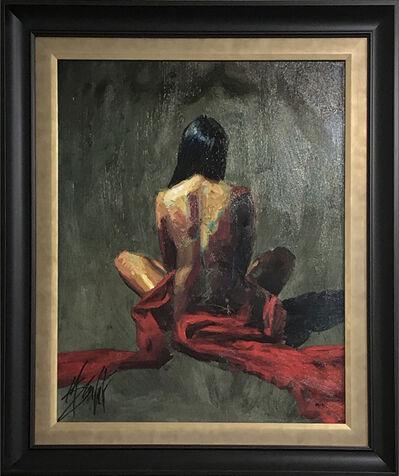 Henry Asencio, 'Spiritual Journey - Framed'