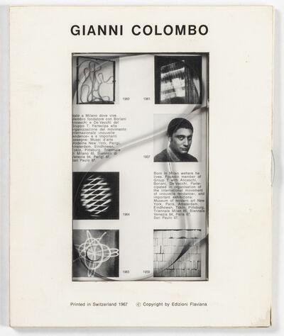 Gianni Colombo, 'Struttura girevole', 1967
