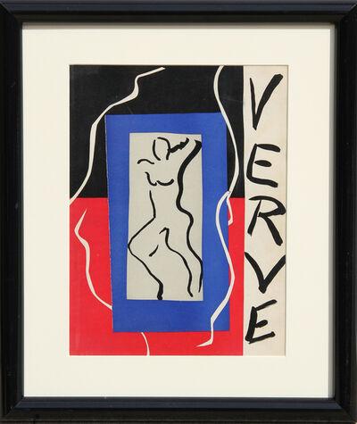 Henri Matisse, 'Verve', 1937