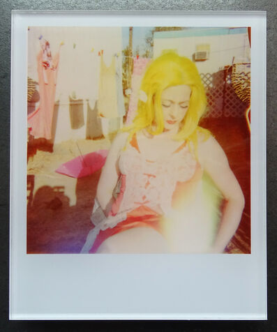 Stefanie Schneider, 'Available (Oxana's 30th Birthday) from the 29 Palms, CA project - based on a Polaroid', 2008