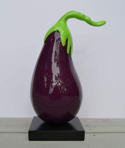 Jan Kirsh, 'Petite Aubergine', 2019