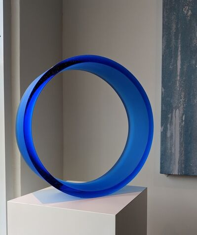 Brian Usher, 'Ring - Cerulean', 2019