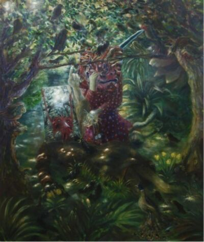 Thomas Braida, 'come perle ai porci', 2012