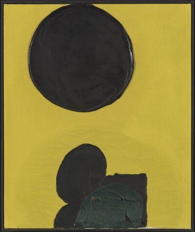 Luis Feito López, 'Composizione', 1970