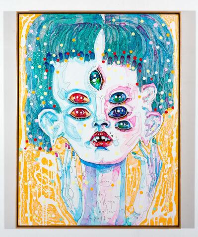 Del Kathryn Barton, 'i'll have all of it, please', 2016