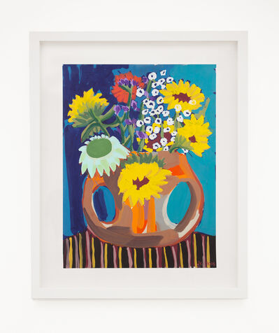 Judith Linhares, 'French Bouquet', 2016