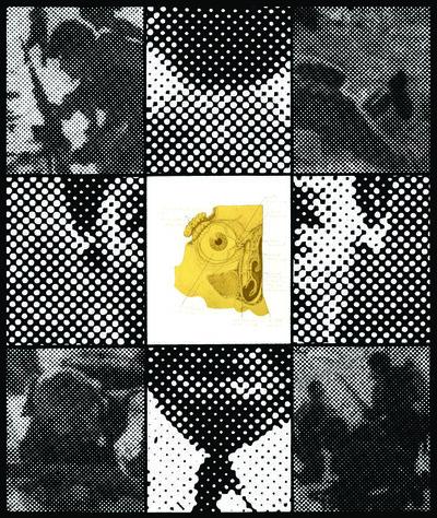 Claudio Tozzi, 'Retrato ', 1972