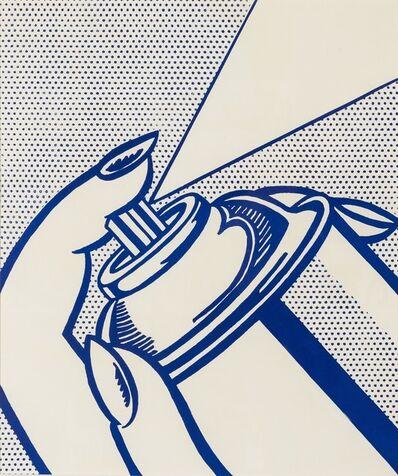 Roy Lichtenstein, 'Spray Can (Corlett 34)', 1964