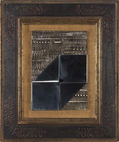 Arnaldo Pomodoro, 'Risvolto No.3', 1974