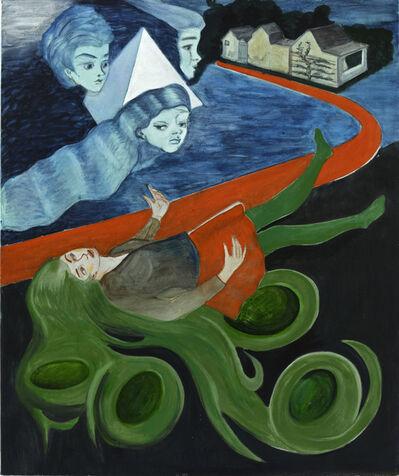 Rosa Loy, 'Zur Sparte', 2020