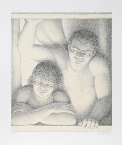 George Tooker, 'Window', 1994