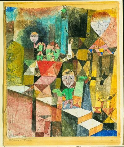 Paul Klee, 'Présentation du Miracle', 1916