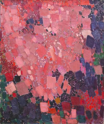 Lynne Drexler, 'Summer Blossoms', 1962