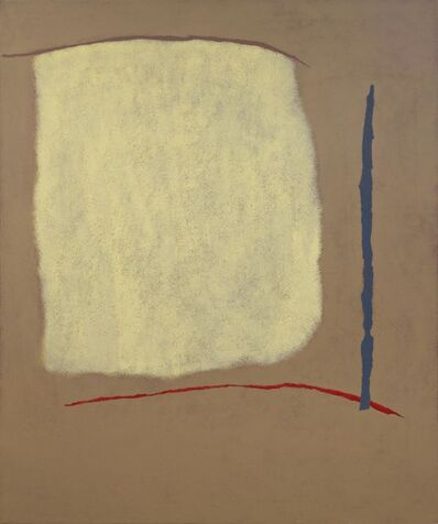 Theodoros Stamos, 'Infinitiy Field - Lefkada Series', 1976
