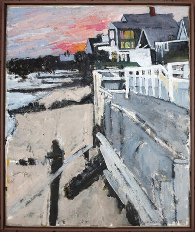 Judith Seligson, 'Provincetown', 1975