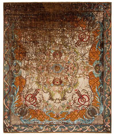 Jan Kath, 'Versailles Tohuwabohu rug', 2021