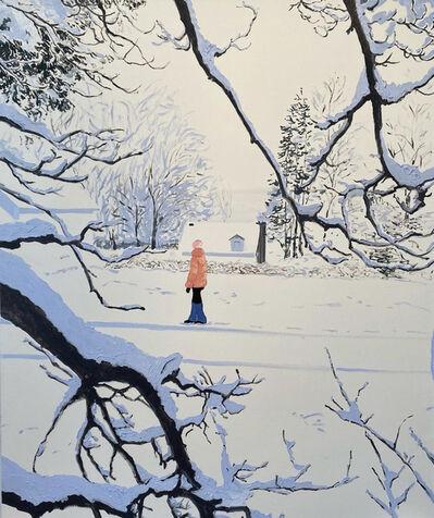 Sebastian Blanck, 'Magnolia Road Blue', 2021