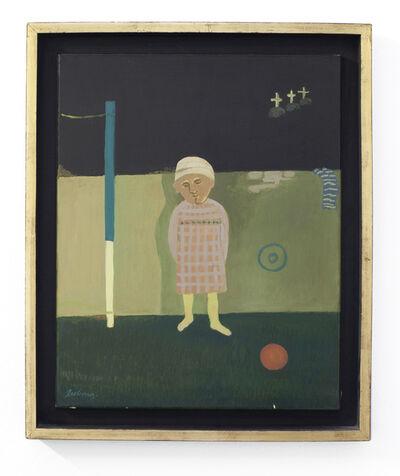 Emilia Gutiérrez, 'Después del juego', 1973