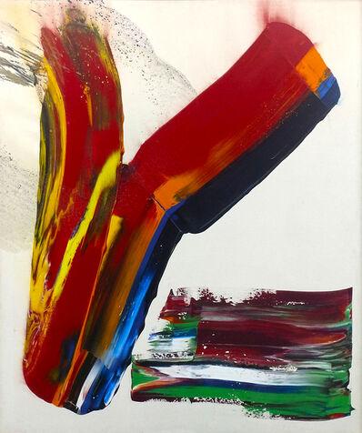 Paul Jenkins, 'PHENOMENA CROSS WIND ALTERNATE', 1980